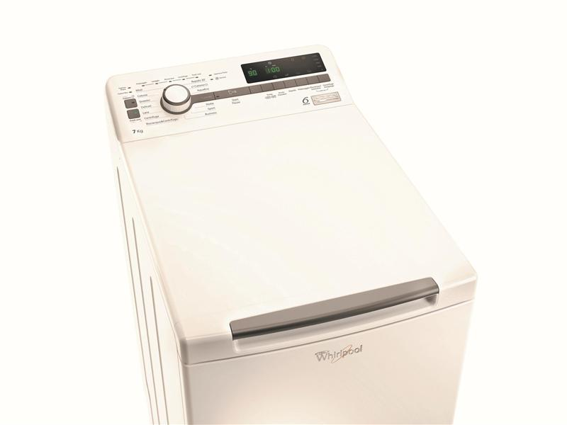 lave-linge top whirlpool - tdlr60230 - les conquerants de l